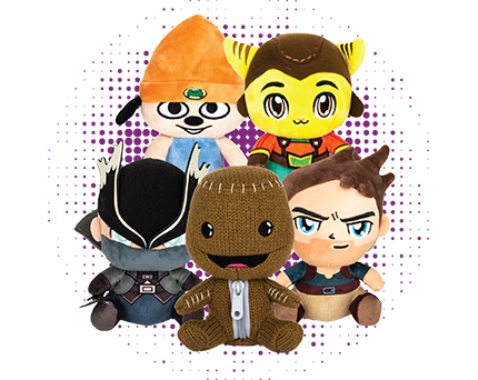 15e80f3abb5 Stubbins plush offers you a new way to show off your favorite gaming  characters. Made from the highest quality and softest materials