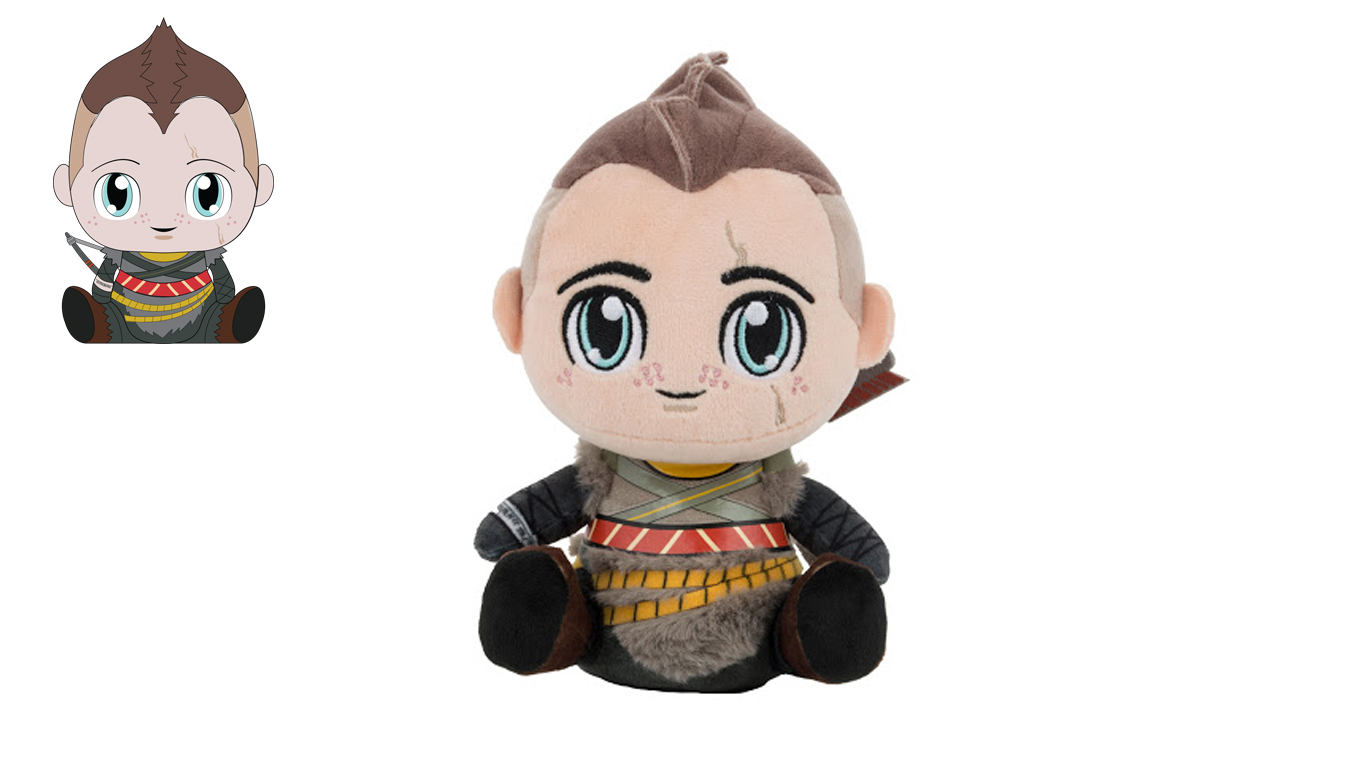 7f2e9d28187 The Stubbins Plush - Officially Licensed Figures from Sony and Capcom